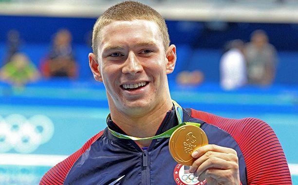 Ryan Murphy Olympic Gold Medal Swimmer