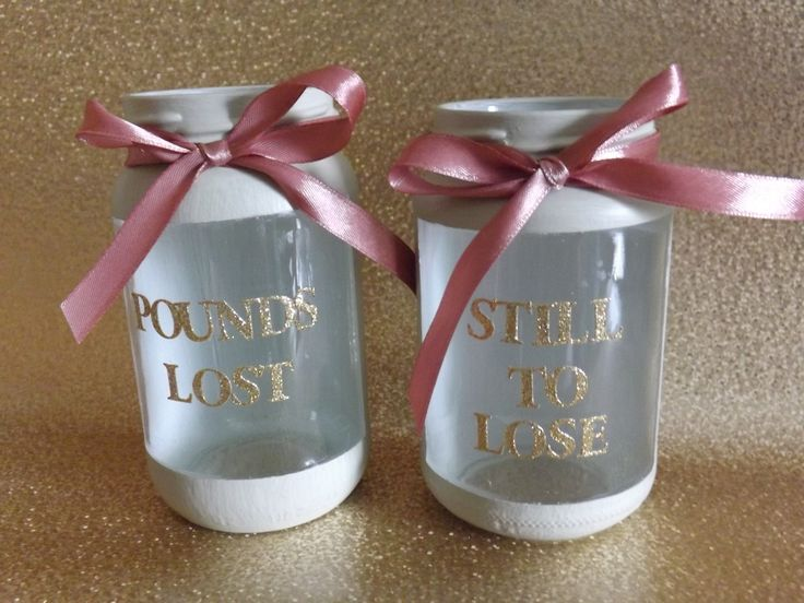 Weight Loss support Jars