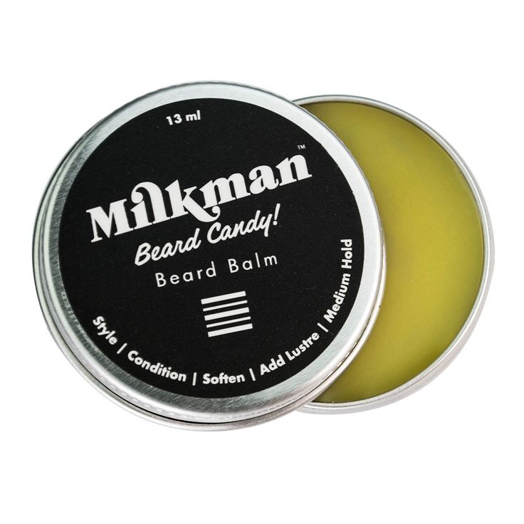 TRAVEL BEARD BALM - Brand new release just out. Click here to get yours.