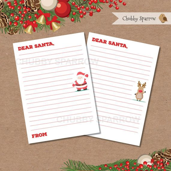 Best  Father Christmas Letters Ideas On   Father