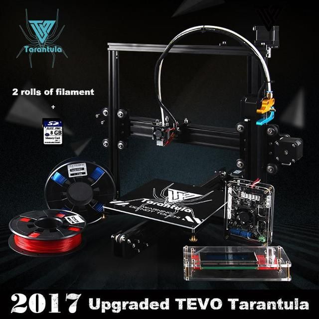 Go ahead and give this a look 🙂 Classic TEVO Tarantula I3 Aluminium Extrusion 3D Printer Kit http://geekgamersandcoolstuff.com/products/classic-tevo-tarantula-i3-aluminium-extrusion-3d-printer-kit?utm_campaign=crowdfire&utm_content=crowdfire&utm_medium=social&utm_source=pinterest