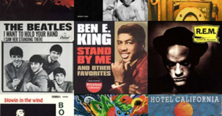 Rolling Stone's definitive list of the 500 greatest songs of all time.
