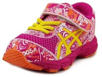 Asics Noosa Tri 11 Toddler Synthetic Pink Fashion Sneakers.
