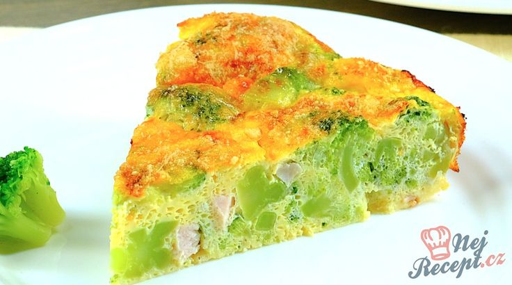 Brokolicovy kolac bez muky