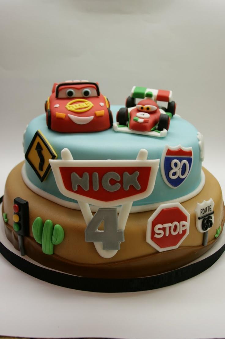Car Cake Designs For Birthday