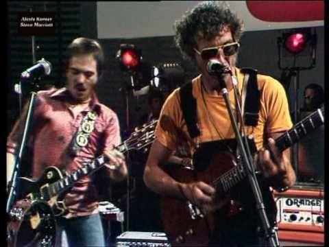 ▶ Alexis Korner And Steve Marriott - Get Off Of My Cloud (live 1975) 0815007 - YouTube