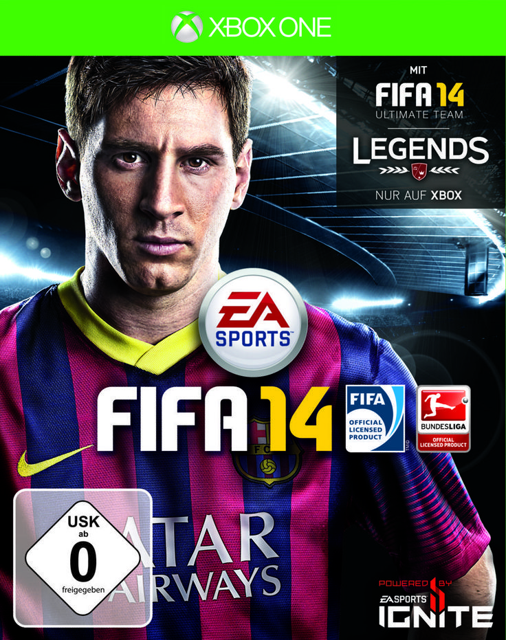 Xbox One Review: Fifa 14 - Tribe Online