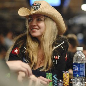 British Poker Pro Victoria Coren Mitchell made poker history in April 2014 by being the first player ever to win two European Poker Tour Main Event Championships. She is one of the all-time top 10 female earners in the game. She also writes weekly columns for British newspapers The Observer and The Guardian and hosts the BBC television quiz show. To date she has over $2.4-million in live tournament earnings. http://en.wikipedia.org/wiki/Victoria_Coren