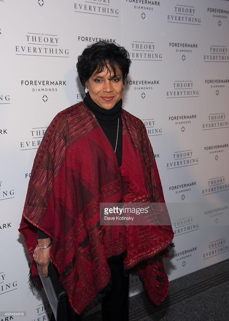Phylicia Rashad arrives at the 'Theory Of Everything ' New York Screening at Lighthouse International Theater on November 5, 2014 in New York City.