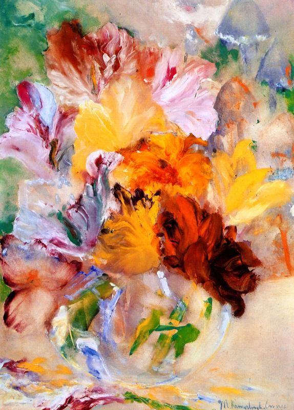 Работа «Цветы зла», художник Менсо Камерлинг-Оннес – сотни тысяч самых популярных работ на портале, посвященному искусству, «Артхив».