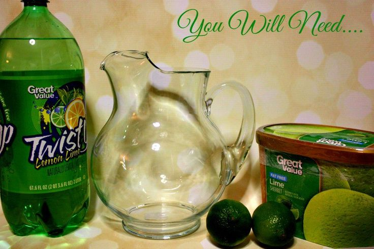 Christmas Drink Recipe: Grinch Punch – Real Advice Gal