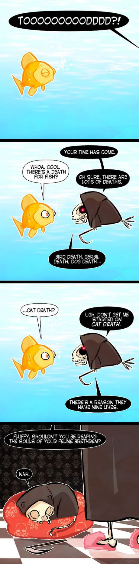 There's a Reason Cats Have Nine Lives...
