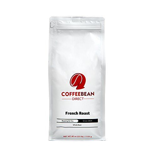 Coffee Bean Direct French Roast 25 Pound *** Check out this great product.