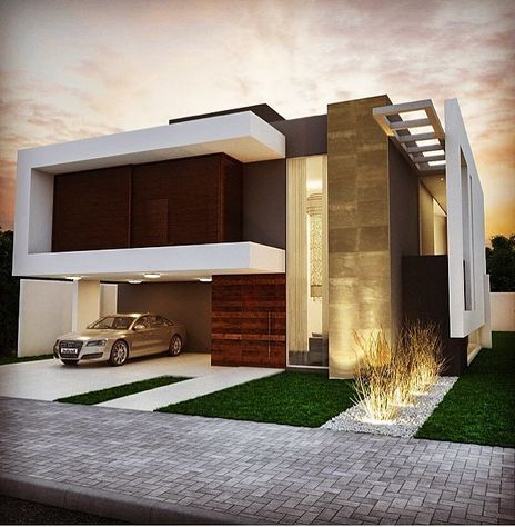 pin di fasad rumah minimalis dan modern