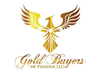 Gold Buyers of Phoenix LLC logo design - 48HoursLogo ...
