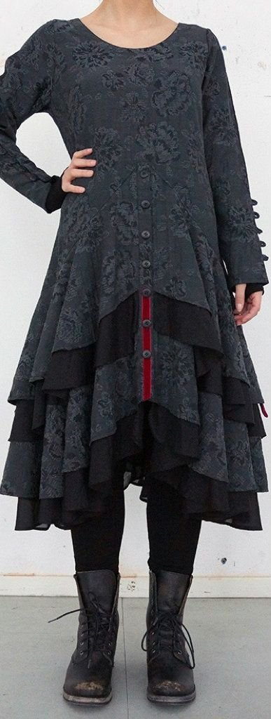 I like the way the material hangs. Would look great as a dress or top