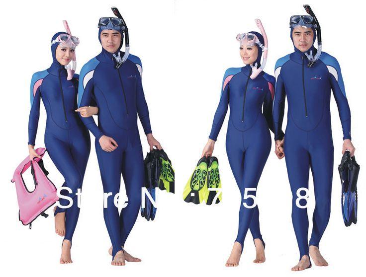 Мужчины и женщины лайкра всего тела гидрокостюм с капюшоном для дайвинга водолазный костюм для подводного плавания морские костюм сыпь охраны