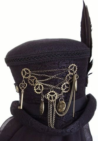 I don't really like this hat, but the chain pattern is interesting...