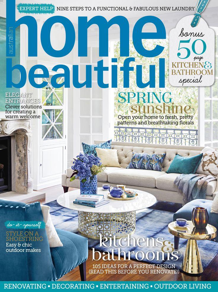 Home Beautiful September 2015