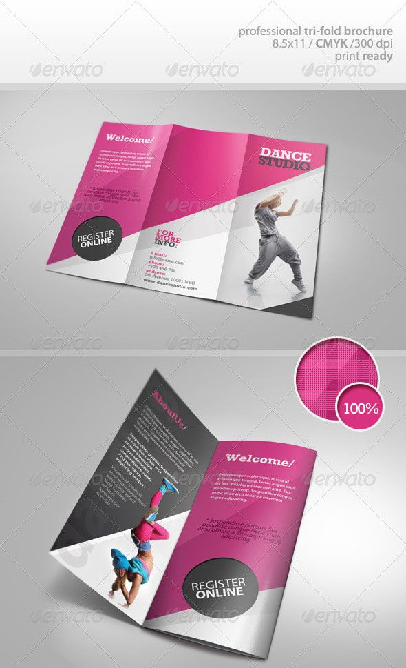 31 best flyer images on Pinterest Page layout, Flyer design and - studio brochure