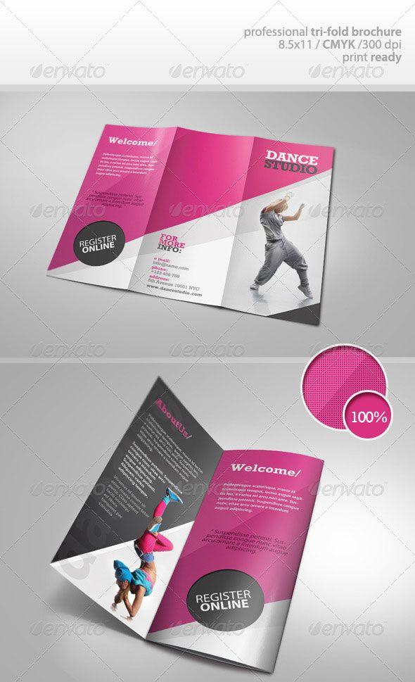 design studio brochure - 65 best images about marketing for dance studio on