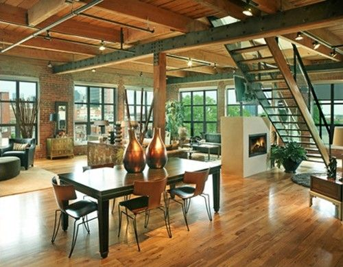 45 Best Exposed Floor Joists Images On Pinterest Home