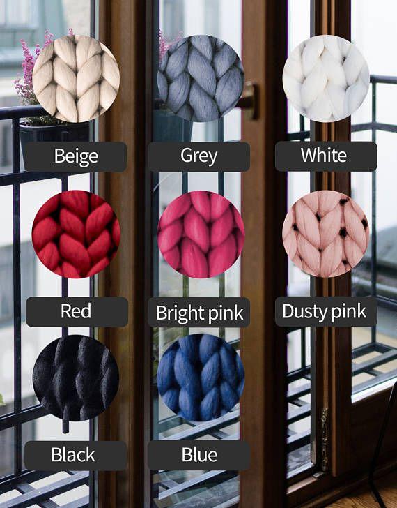 Les 25 meilleures id es de la cat gorie couverture paisse sur pinterest laine m rinos - Plaid maille geante ...