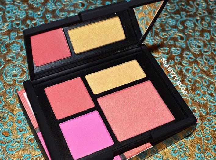 NARS Foreplay Blush Palette #nars #blush #makeup #mua #pink #orgasm #beauty #makeuppalette