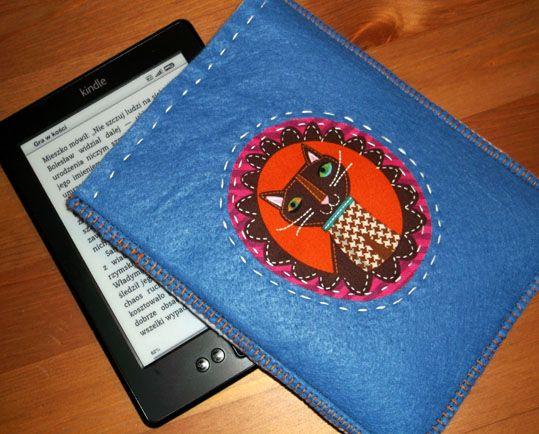 Kindle cover http://sztukaoswojona.blogspot.com/2012/10/kundelkowa-okadka.html
