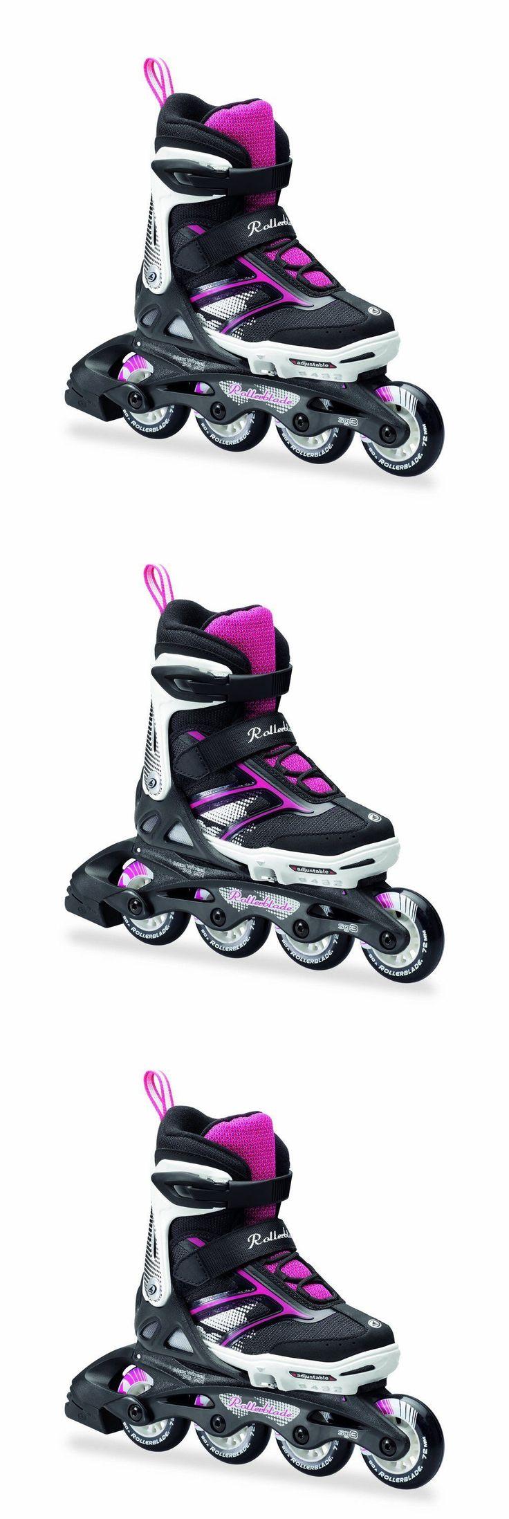 Roller skating lancaster pa - Youth 47345 Durable Girls High Quality Spitfire Kids Skates Rollerblades Black Pink Size 5