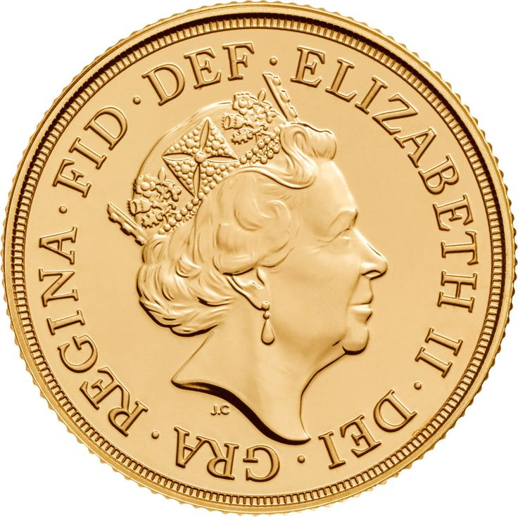 2017 Gold Sovereign - 5th Portrait   BullionByPost - From £245
