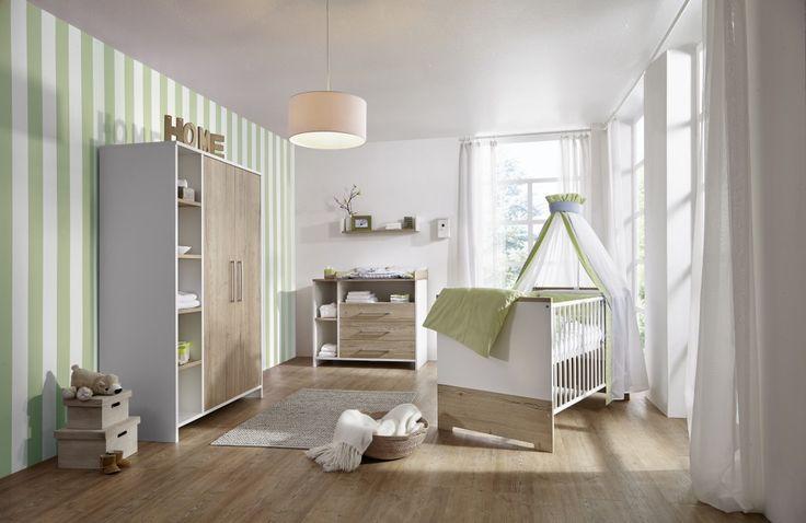 Chambre Bébé 2 ou 3 meubles Eco Plus de Schardt