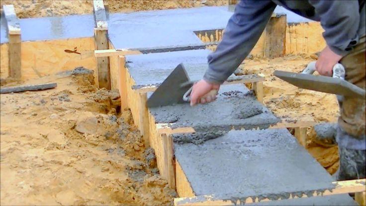 Budowa domu. Część 1 - fundamenty, wykonanie ław fundamentowych