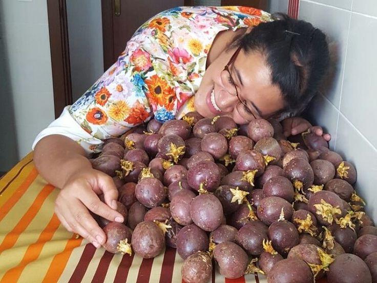 Mermelada de Maracuyá, ¡Mi fruta favorita!