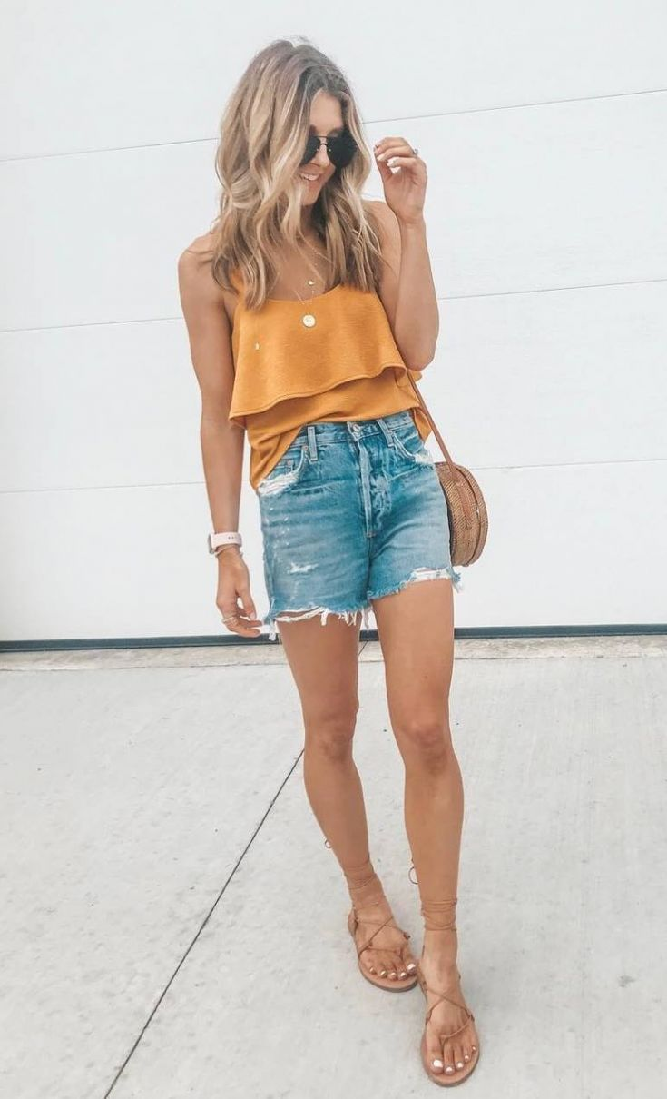 35 Awesome Summer Outfits You'll Want To Copy – Marianna