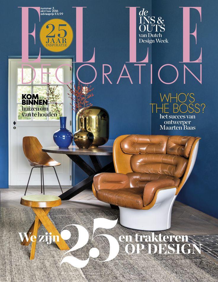 ELLE Decoration NL | 5/2016