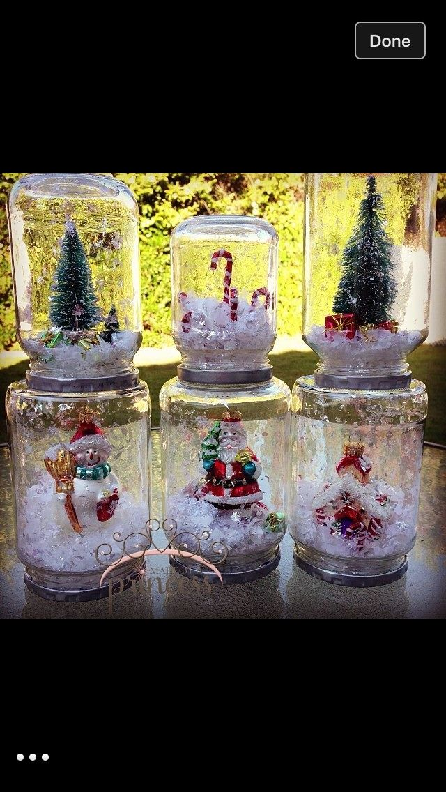 Girl Scout Christmas Craft