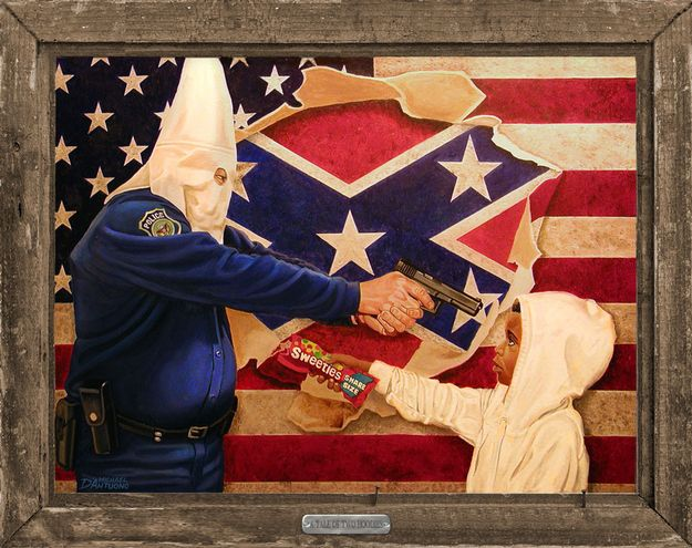 25 Works Of Art Paying Tribute To Trayvon Martin