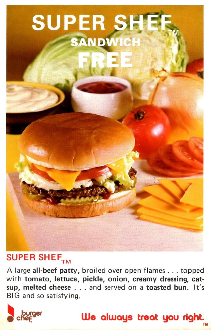 23 best burger chef images on pinterest burgers nostalgia and