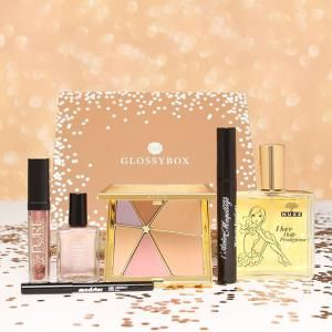 The Best Monthly Makeup Boxes: Glossybox