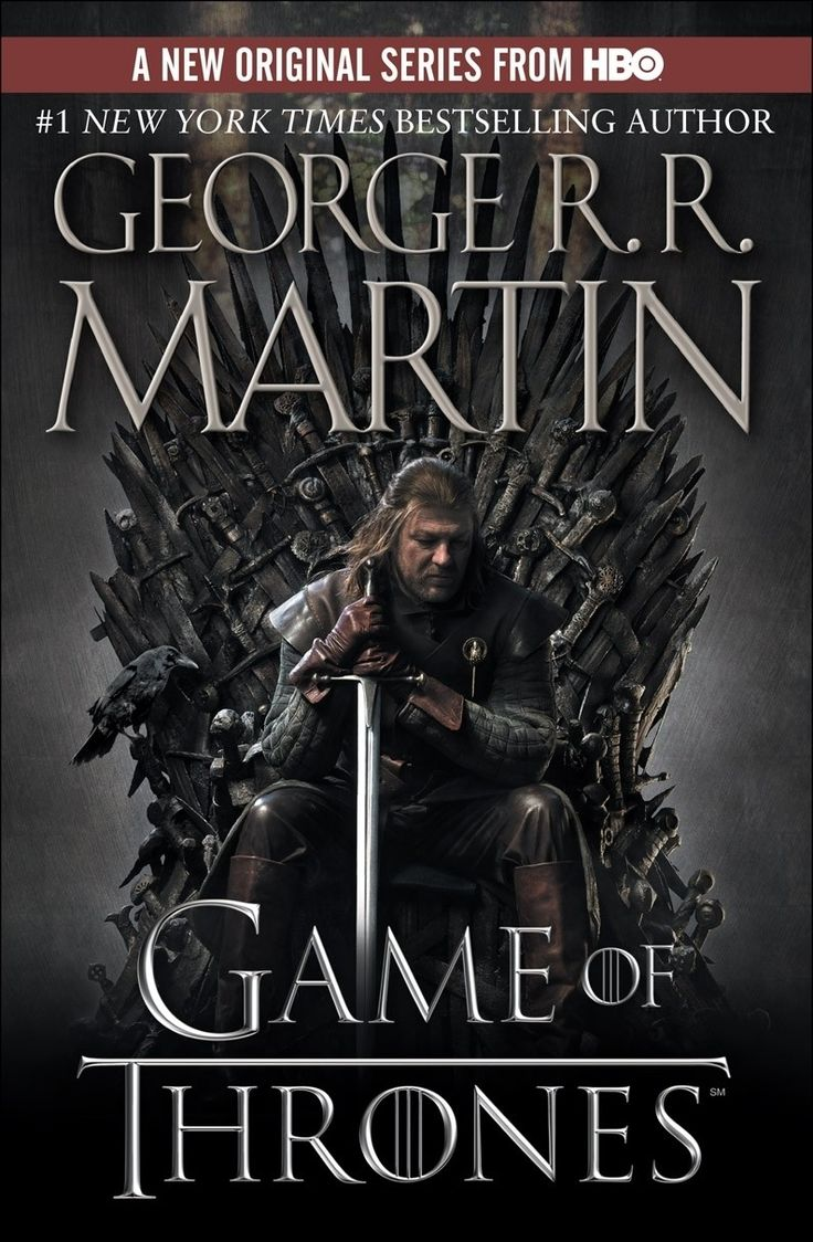 11 Books To Read If You're A Fan Of The 2016 Emmys Best Drama Nominees:  'game Of Thrones'