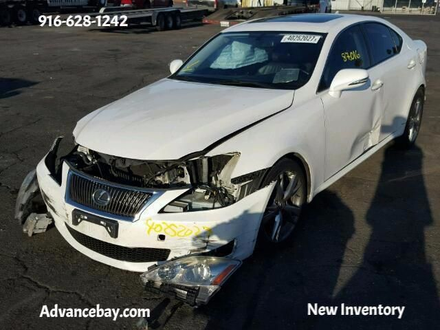 2009 Lexus IS250 on sale parts only parting out Advancebay Inc #742