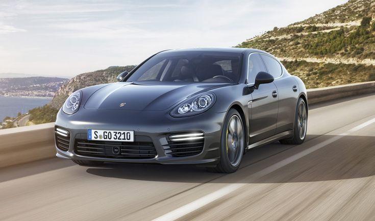 Porsche Panamera Turbo S: 570 chevaux, rien que ça! - Dopage en règle pour la nouvelle Panamera