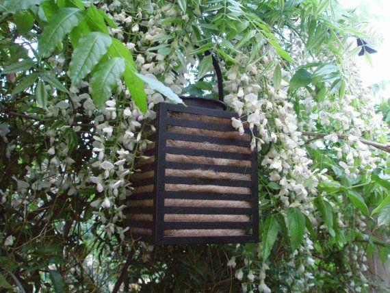Bird Nester, Llama Fibre. Nesting Material to Attract Native Birds to your Garden - LARGE