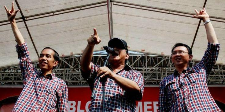 ABC: Jokowi Dan Prabowo Adalah Saudara Sehati