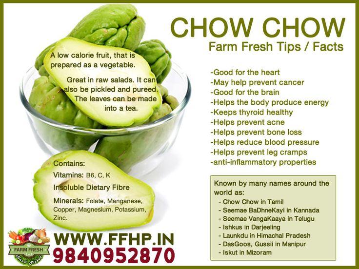 Vegetable Benefits