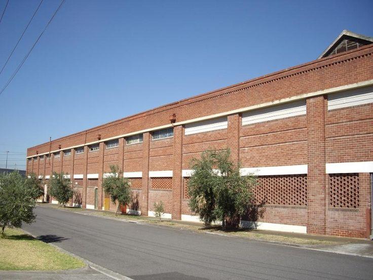 Woollen Mills Yarraville