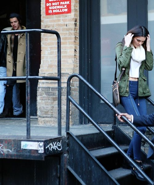 Kendall Jenner And Harry Styles Are Not Hookup