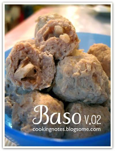 Baso V.02 (Indonesian Food)