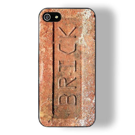 Brick iPhone 5/5S Case